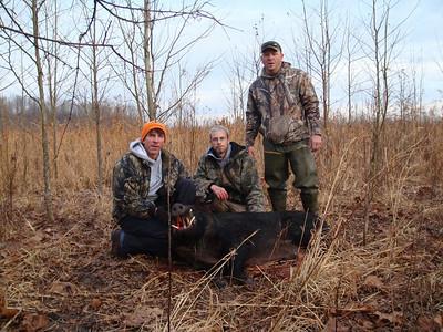 27 Break Hog Hunt