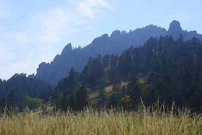 8/23/15 Hiking Boulder CO