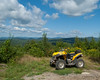 My ATV at the Bear Bait Picnic Area