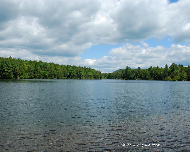 Pisgah Reservoir