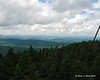 Looking South West from the fire tower on Mt. Magalloway.