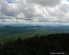Looking East from the fire tower on Mt. Magalloway.