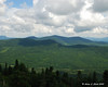 View of Diamond Ridge from the fire tower on Mt. Magalloway.