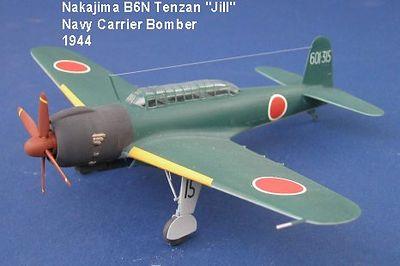 Japanese Bombers