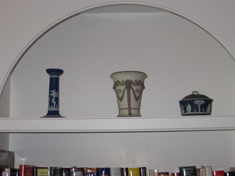 Wedgwood pieces