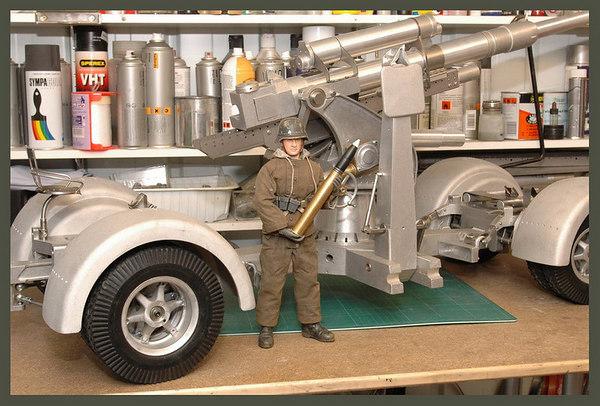 Armortek 88mm - Build