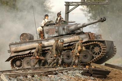 Armortek Models in Action
