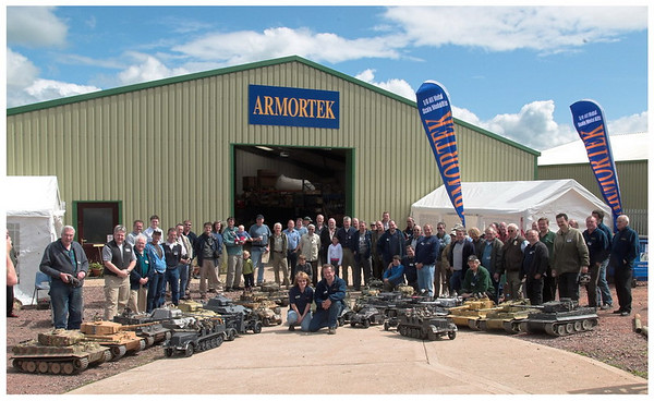 Armortek Open Day 2007