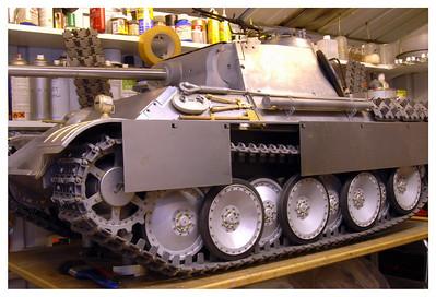 Armortek Panther - Build
