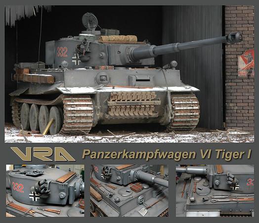 Armortek Tiger in Detail