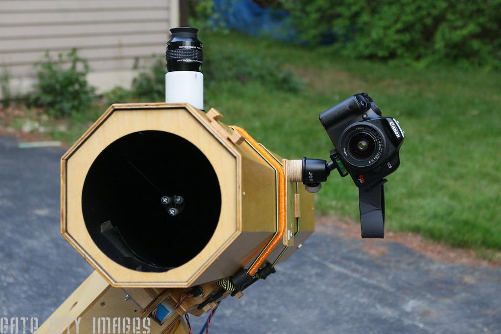 IMG_2068 Ian scope and ball head adaption