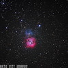 IMG_6353 M20 Trifid Nebula single exp trm