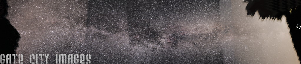 Milky way mosaic from Gilmanton dpp