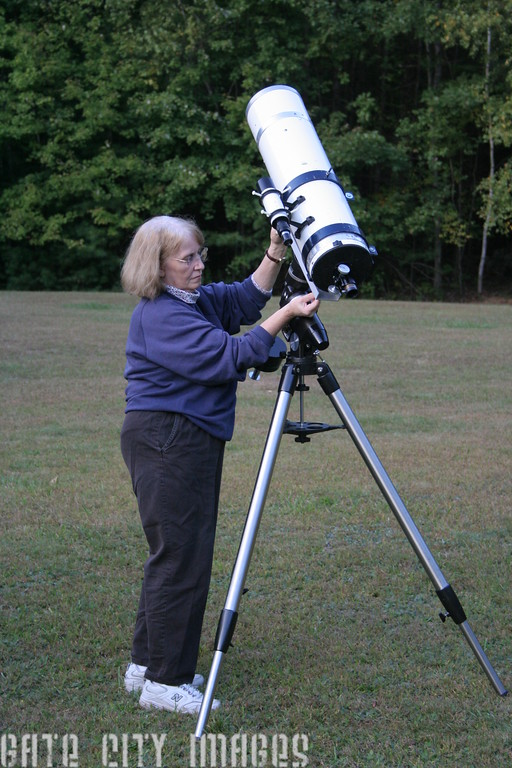 IMG_10378 Marion and DK scope