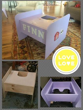 Finn's Spica Table