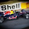 Red Bull RB6 (2010), Sebastian Vettel (D) F1 WM Champion 2010, Modell Minichamps 1:43