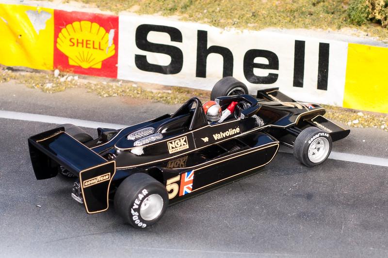 Lotus 79 - Ford Cosworth V8 (1978)<br /> Driver: Mario Andretti (USA) world champion 1978