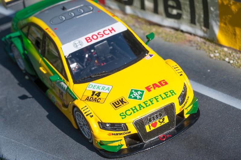 Audi A4 DTM 2011 Driver: Martin Tomczyk (D) Champion 2011