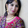 A beautiful Indian bride, 2006.