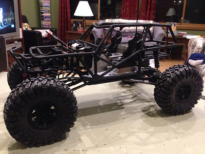 Axial Crawlers