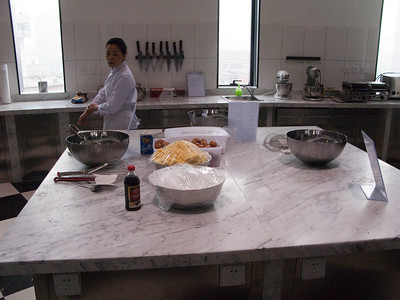 Baking Class at Fig Tree