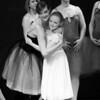 hugging Clara