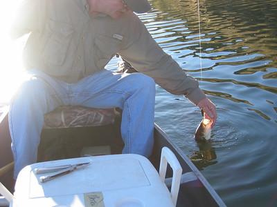 Bass Fishing July 4th 2007