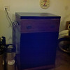 Front view of Keezer