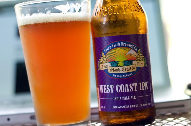 Green Flash West Coast IPA