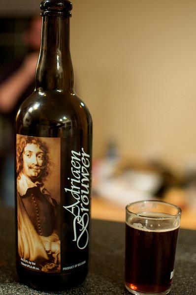 Adriaen Brouwer Dark Gold Ale