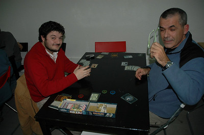 Lisbon Gathering of boardgamers 20071123