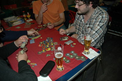 Lisbon Weekly Boardgaming Night 20090422