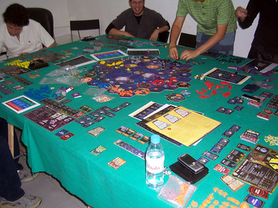 Twilight Imperium 3rd Edition - session 30/06/07