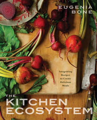The Kitchen Ecosystem by Eugenia Bone reviewed at Sidewalk Shoes
