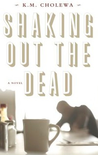 Shaking Out the Dead   Sidewalk Shoes Book Review