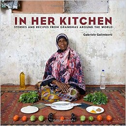 In Her Kitchen - an unusual and so interesting book!