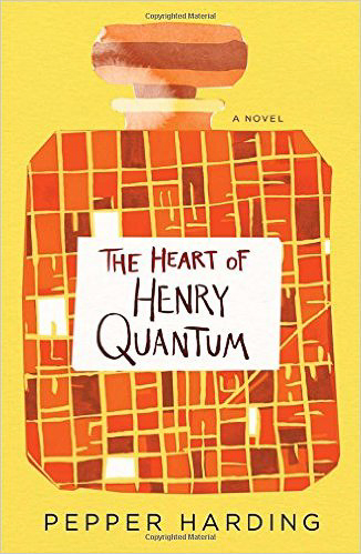 The Heart of Harry Quantum by Pepper Harding