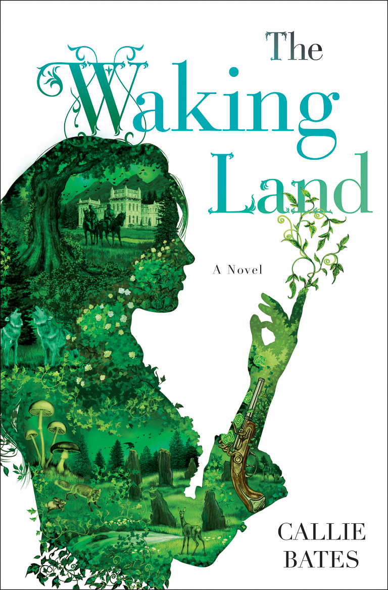 The Walking Land by Callie Bates