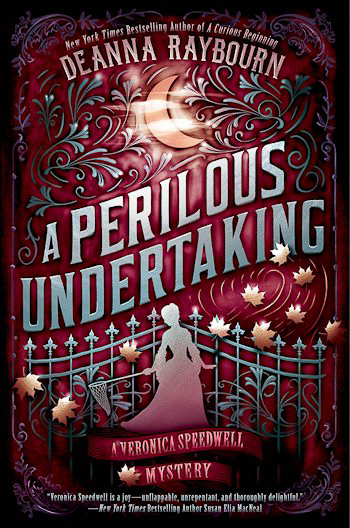 A Perilous Undertaking by Deanna Ragbourn