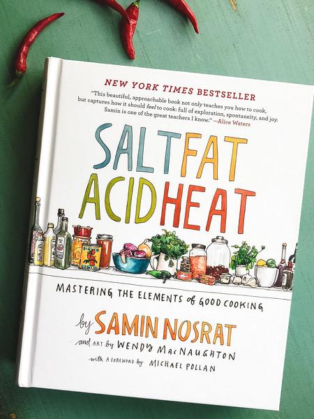Cookbook - Salt Fat Acid Heat