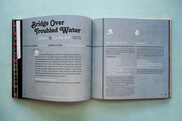 Bridge Over Troubled Water from Booze & Vinyl