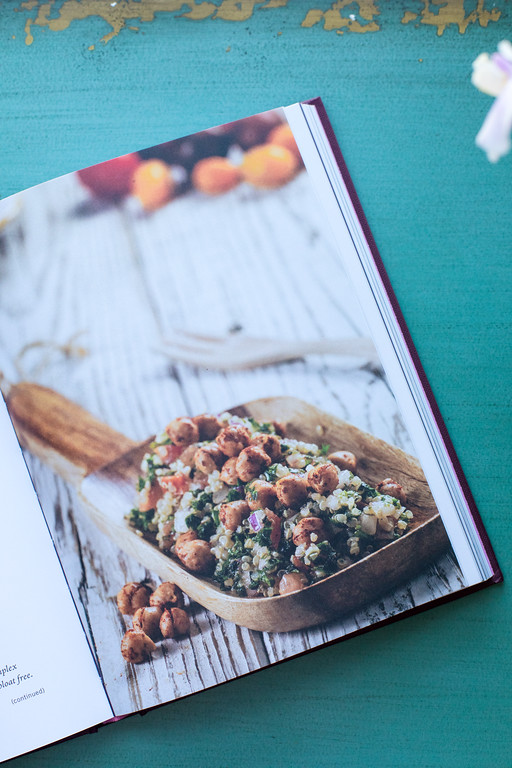 Photo of a recipe from Nourish & Glow - by Jules Aron