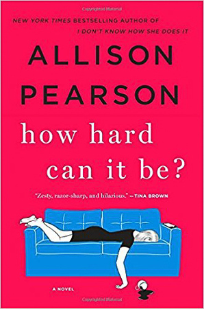 book cover for how hard can it be