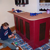Just finishing the molding, almost done, the bar top is all that is left