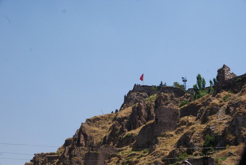 Castle in Ankara