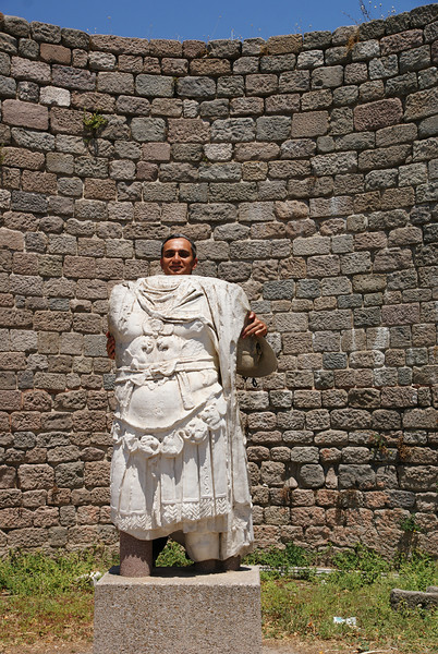 An imposter in Bergama