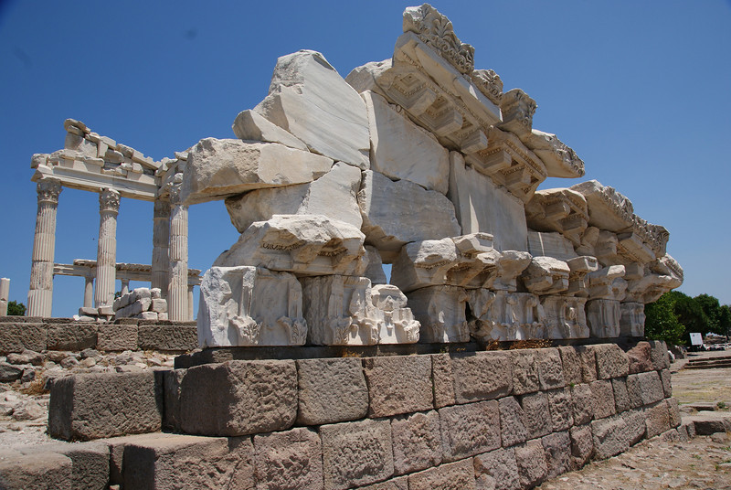 Bergama's Acropolis