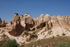 Fairy Chimneys rock formation near Gorëme, Cappadocia