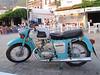 Old bike in downtown Kas