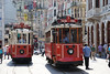 Taksim trolley, Istanbul